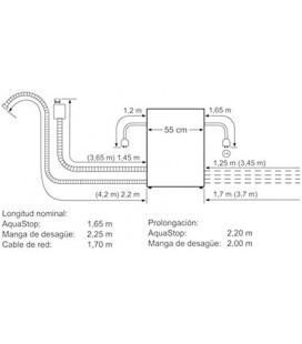 Frigorífico Siemens iQ300 1 puerta de libre instalación - Acero Inoxidable Antihuellas