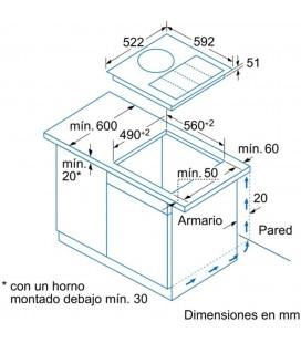 Secadora de evacuación Corbero - CSEMW