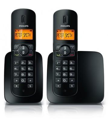 TELEFONO DUO NEGRO