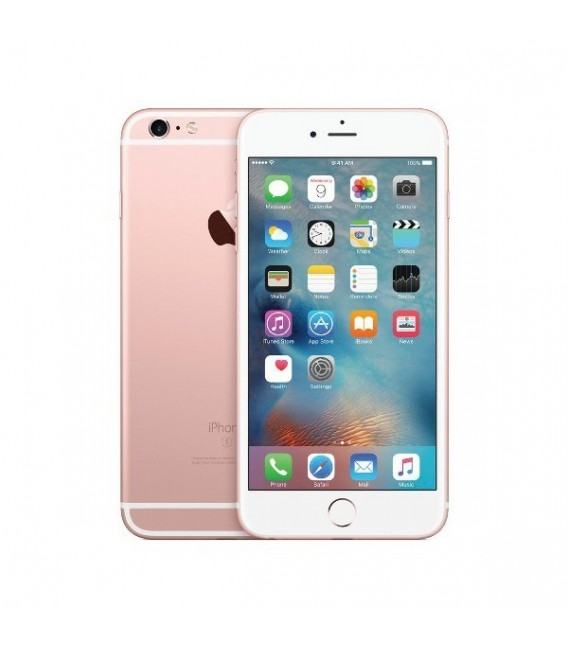 TELEFONO MOVIL APPLE IPHONE 6S 16GB ORO ROSA