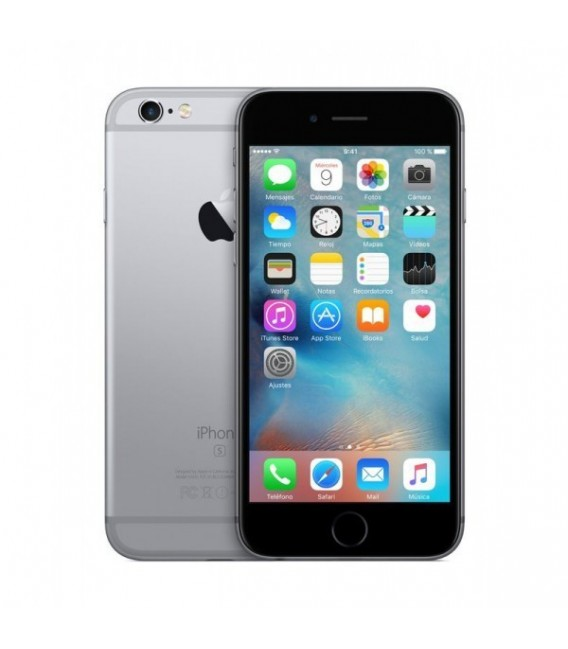 TELEFONO MOVIL APPLE IPHONE 6S 16GB GRIS ESPACIAL