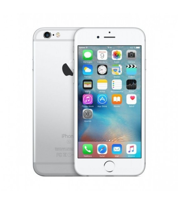 TELEFONO MOVIL APPLE IPHONE 6S 16GB PLATA